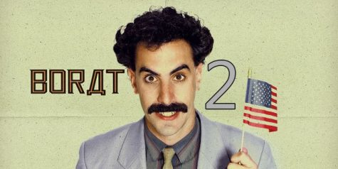 Borat gets ready to suit up for the sequel to his 2016 movie.