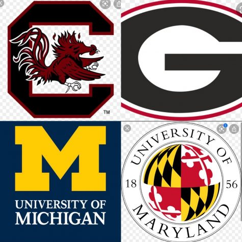 These are four of the many universities that changed their policy regarding standardized testing.