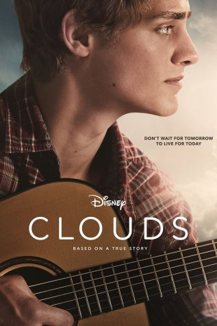 The Clouds move poster. (Photo by Disney+)