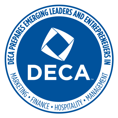 DECA has 225,000 members, 3,700 high school chapters, 215 collegiate chapters, and 5,500 advisors. It has a remarkable experience in the preparation of emerging leaders and entrepreneurs.