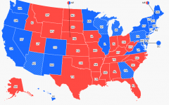 CNN's final electoral map for the 2020 election.