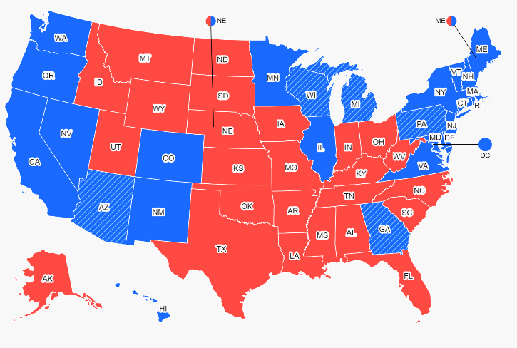 CNN%27s+final+electoral+map+for+the+2020+election.