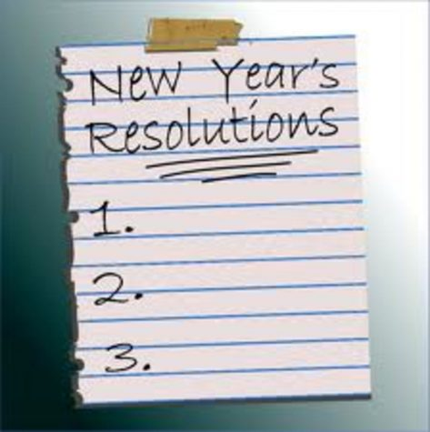 With the new year fast approaching, what will your resolutions be?