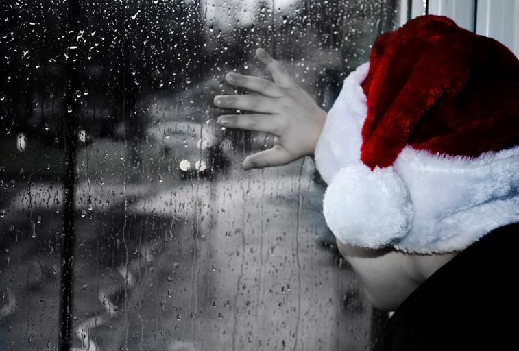 For many the holiday season is a time of  joy and gratefulness, but for others it can be a pit of loneliness and anxiety.