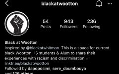 Attendees discussed the @blackatwootton Instagram account, where students can anonymously submit their experiences. Students have reflected on how much racism went unnoticed before the account gained popularity.