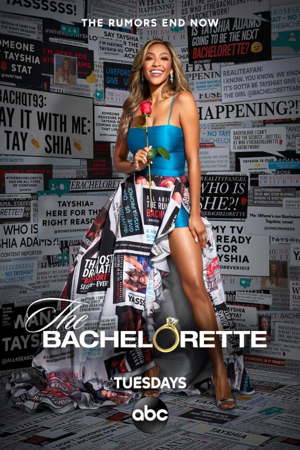 Tayshia+Adams+was+a+fan+favorite+and+a+top+three+finalist+on+season+23+of+the+Bachelor.+She+was+also+on+season+six+of+Bachelor+in+Paradise+and+now+has+swooped+in+to+save+the+show%2C+The+Bachelorette.+