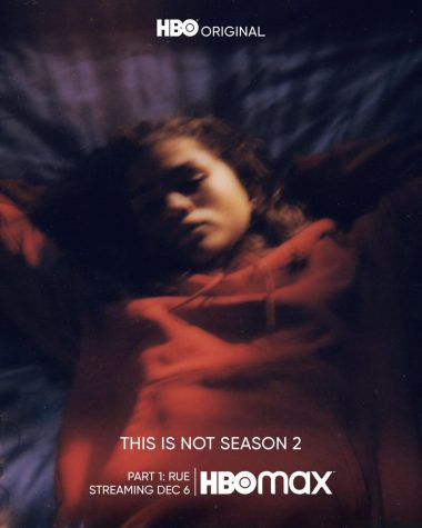 Cover for Euphoria Special Episode - Part One: Rue.