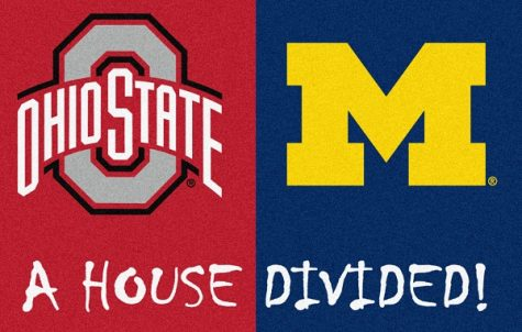One of the biggest college rivalries takes place in the Big10 Conference. The University of Michigan vs. The Ohio State game will take place on Dec. 12.