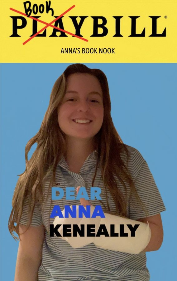 Anna Keneally follows in Ben Platt's footsteps, auditions for Dear Evan Hansen, but does not get the part.