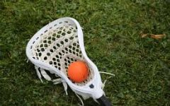Lacrosse equipment costs new players anywhere from $550 to over $1,000.