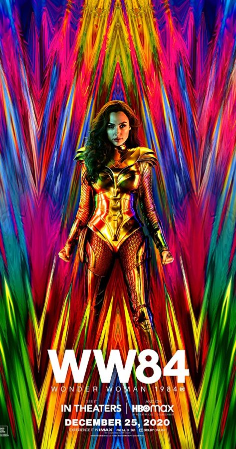 Wonder Woman hit theaters and HBO max on Christmas Day.