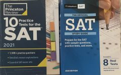The Princeton Review and College Board both have study guides to help prepare students for the SAT.