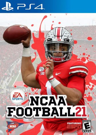 Fans make simulated covers of the new college football game coming out