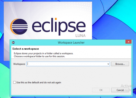Eclipse is the Integrated Development Environment (IDE) Computer Programming 2 and 3 students use to code their projects.