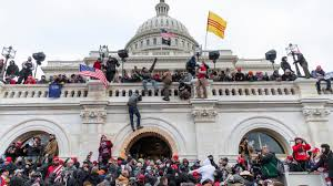 Attacks and a riot at the Capitol on Jan. 6 arose after false allegations that the 2020 election was fraudulent.