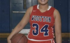 Junior Karyssa Pete is a member of the girls' basketball team.