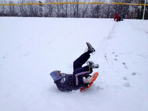 One thing students will miss about snow days is hanging out with friends, sledding and having fun in the snow.