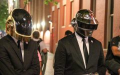 Daft Punk is comprised of Guy-Manuel de Homem-Christo (left) and Thomas Bangalter (right). Their 28-year career, beginning in 1993, has come to an end eight years after their most recent studio release.