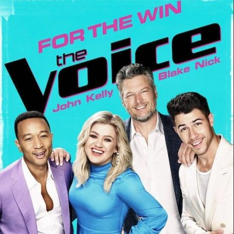 Judges John Legend, Kelly Clarkson, Blake Shelton and Nick Jonas are taking part of NBC