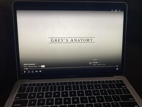 The second half of Grey