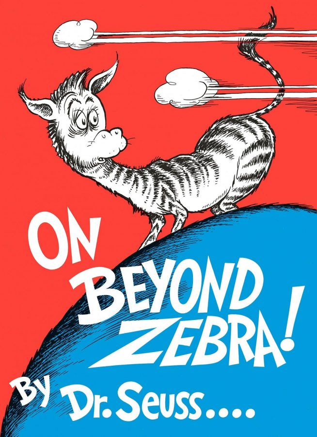 On+Beyond+Zebra+was+illustrated+in+1955+by+Theodor+Geisel+and+is+one+of+several+of+his+published+works+that+contain+racist+images.