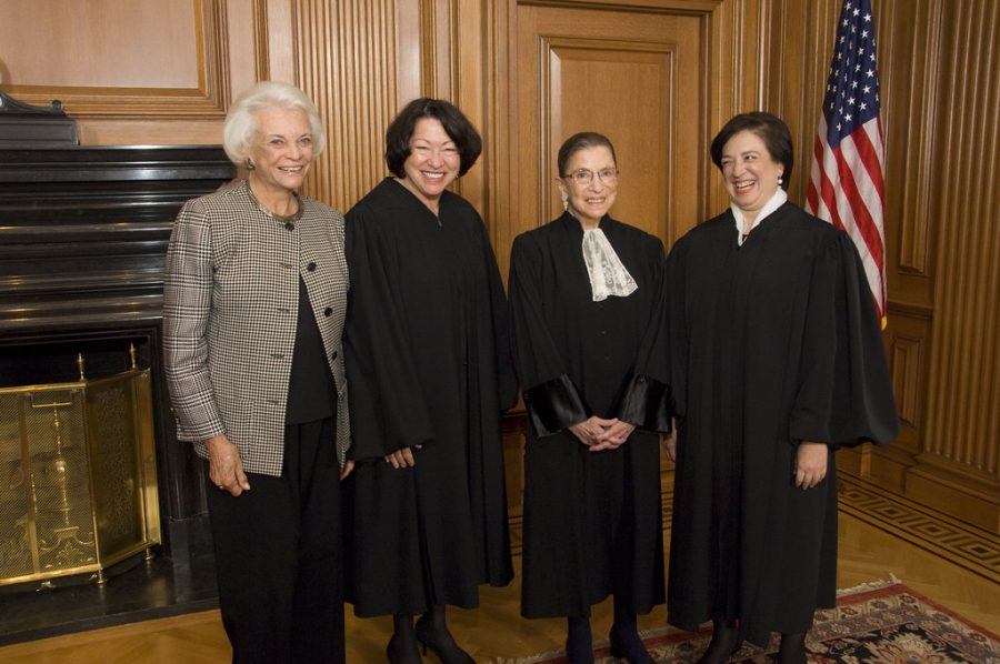 Women's History Month is a time to celebrate awe-inspiring female leaders, such as the pioneering female Supreme Court Justices, Sandra Day O'Connor, Sonia Sotomayor, Ruth Bader Ginsburg and Elena Kagan.