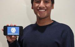 Junior Aditya Khanna has begun to look into schools that interest him, including Georgetown University.