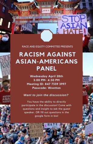 School holds event regarding racism against Asian Americans