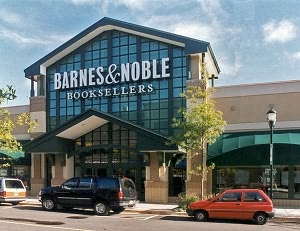 Barnes & Noble Gaithersburg, home to the friendliest bookworms you will ever meet.