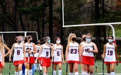 The JV field hockey team has gone 3-1 this season, with their only loss coming from B-CC.
