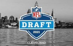 The NFL draft begins at 8 p.m. on Thursday, Apr. 29 in Cleveland, Ohio.