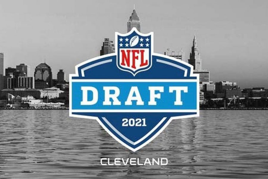 The+NFL+draft+begins+at+8+p.m.+on+Thursday%2C+Apr.+29+in+Cleveland%2C+Ohio.