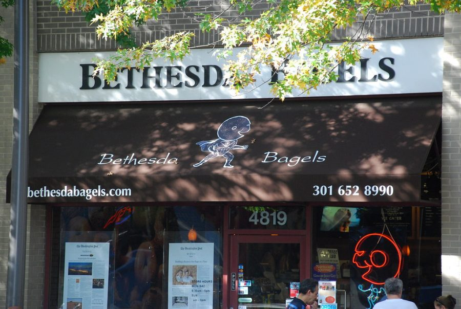 Bethesda Bagels is expanding from  their location in Bethesda Row with a new store in Fallsgrove.
