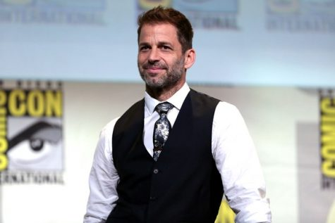 Director Zack Snyder left the project due to a personal tragedy prior to the film