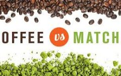 Whether to choose coffee or matcha