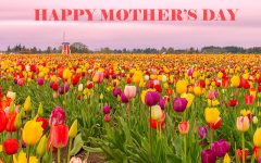 Mother's day was last Sunday on May 9.