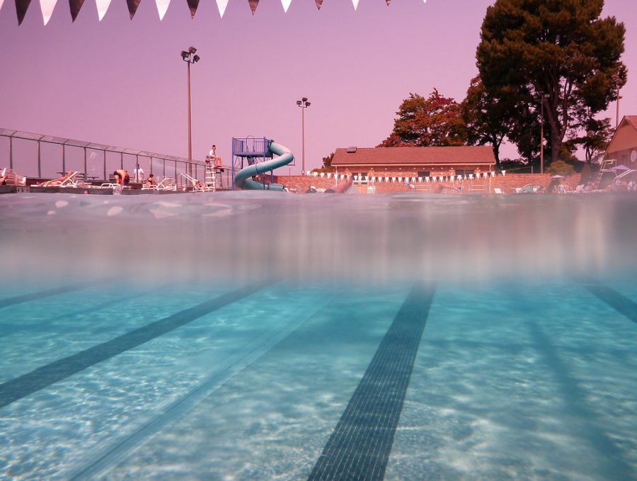 Soon community pools will open and students will be working at them over the summer.