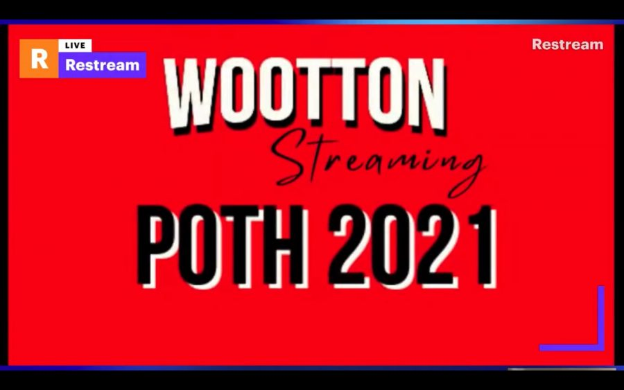This year's streaming themed POTH logo