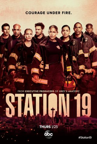 Travis Montgomery, Robert Sullivan, Maya Bishop, Jack Gibson, Andy Herrera, Victoria Hughes, Ben Warren and Dean Miller star in the ABC show Station 19.