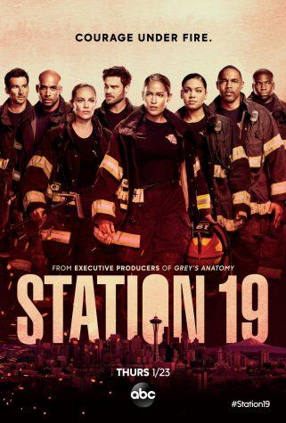 Travis Montgomery, Robert Sullivan, Maya Bishop, Jack Gibson, Andy Herrera, Victoria Hughes, Ben Warren and Dean Miller star in the ABC show Station 19.