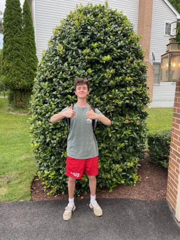 Junior Bradley Luts is excited for the upcoming school year.