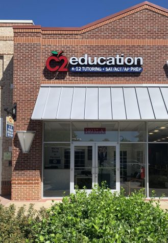C2 Education in Fallsgrove is a popular SAT/ACT/AP Prep and tutoring facility.