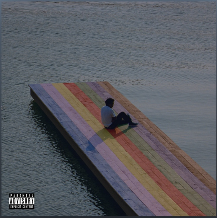 Baby Keem showcases beautiful cover art for new album Melodic Blue.