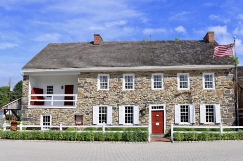 The Dobbin House Tavern is the oldest standing residence in Gettysburg, PA, and offers free tours every week.