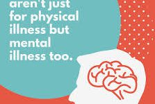 Mental health days are equally as important as sick days.